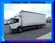 camion Mercedes 1224 Pritsche + Ladebordwand