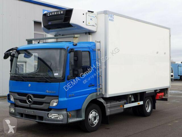 Camion Mercedes Atego 818*Euro 5*Carrier Supra 850*LBW*Portal*
