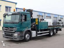 camion Mercedes Actros 2632*Euro 5*Kran*Hiab 166*Lift*Retarder*