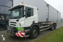 Scania P320 6X2 STEERING AXLE ORIGINAL KM!!! NIDO EURO