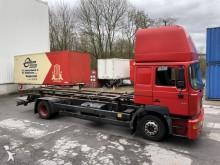 MAN BDF truck