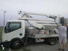 camion piattaforma aerea telescopico usato