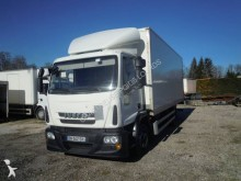 Iveco plywood box truck