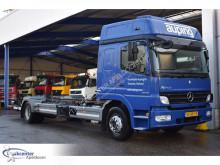 camião chassis Mercedes