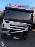Scania moving box truck