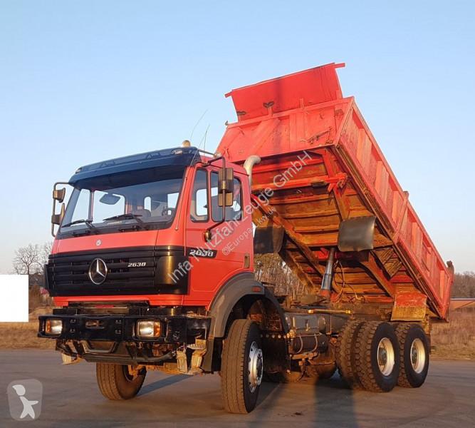 Camion Meiller MERCEDES-BENZ - 2638 AK 6x6  AHK