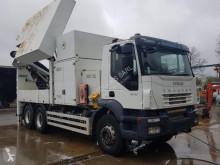 Iveco vacuum truck