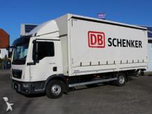 MAN TGL 8.180 Pritsche Plane LBW Klima Webasto truck