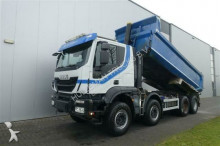 vrachtwagen Iveco TRAKKER 500 8X4 HUB REDUCTION