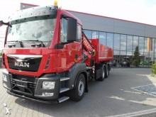 MAN TGX 26.480 truck