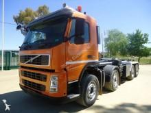 Volvo hook lift truck