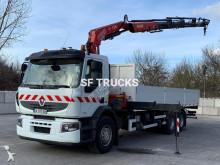 Renault standard flatbed truck