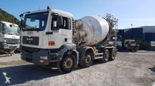 MAN TGA 32.360 truck