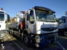 شاحنة حاوية Renault