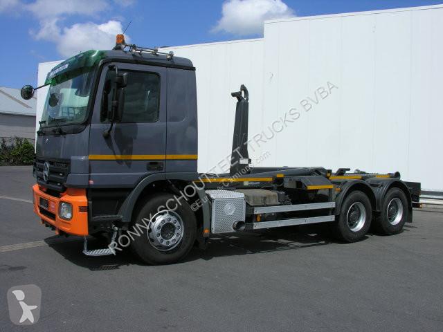 Camion Mercedes 2641/6x4 2641/6x4/42,Meiller RK