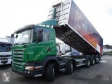camion Scania R440-10X4-MIT GEBLÄSE