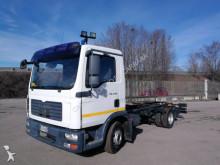 MAN TGL 7.150 AUTOTELAIO PASSO 3300, EURO 4, truck