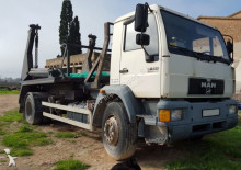 MAN CAMION MULTILIFT GANCHO MAN 18224 4X2 1997 truck