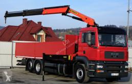 MAN TGA 26.350 Pritsche 7,50m+Kran/FUNK*Top Zustand! truck