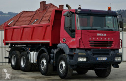 Iveco Trakker 380 * Kipper 7,00m + BORDMATIC *8x4* truck