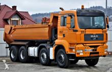 MAN TGA 35.390 Kipper /8x4/ Topzustand! truck