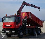 camion Iveco Trakker 360 * Kipper4,33m BORDMATIC+Kran *6x4*