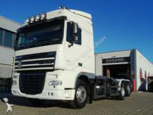 DAF XF105.460 /Lenkachse/Intarder/MEILLER RK2070 truck
