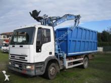 Iveco scrap dumper truck