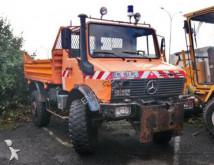 camion Unimog Unimog 1750 4x4 tribenne