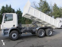 DAF construction dump truck