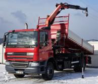 DAF CF 75.310 * Kipper 5,20 m + KRAN Topzustand! truck