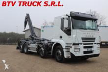 camión Iveco Stralis STRALIS 430 MOTR. SCAR. 4 ASSI C/GANCIO
