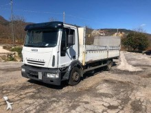 Iveco heavy equipment transport truck