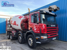 camion Scania 114 380 Liebherr, 12 mtr belt, Manual, Steel suspension