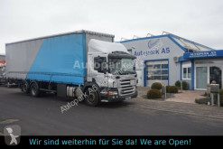 camion Scania P270 Klima Tempomat Ladebordwand Liftachse