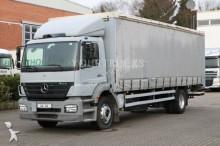 camion Mercedes 1828 Axor 1828/Schiebeplane/LBW/Klima/Fu Service