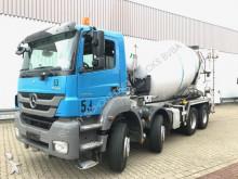 camion Mercedes Axor 3236 B 8x4/4 3236 B 8x4/4 Stetter 9m³, 6x Vorhanden!