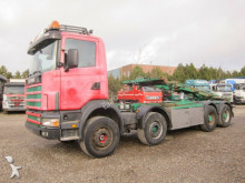 lastbil flerecontainere Scania