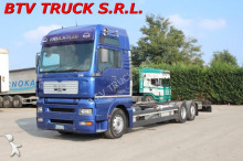 MAN TGA TGA 360 XXL PORTACASSE MOBILI truck