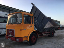 MAN 19.280 Big Axles Full steel suspension truck