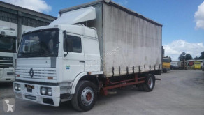 Renault G270 Curtain box truck