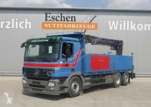 camião Mercedes 2544 LL 6x2, Hiab 185 K Kran, Klima, Retarder