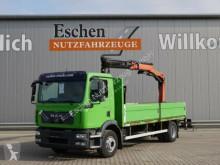 camion MAN TGM 15.240 L 4x2, Palfinger PK 8501 Kran, Bl/Lu