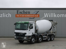 camião Mercedes 3541 B 8x4, 10 m³ Stetter, Klima, 3241