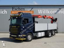 Scania R 440 LB, 6x2, Highline, Tirre Euro 191 L Kran truck