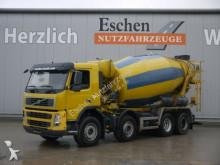 camion Volvo FM 380, 8x4, 9 m³ Stetter, Klima