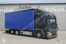 camion Mercedes 2544 LL 6x2, Retarder, Stapl.Aufnahme, Schiebepl