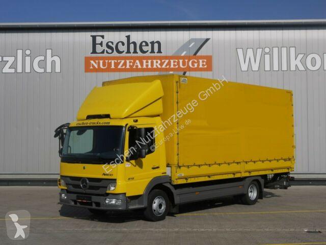 Camion Mercedes 816 L, 4x2, LBW, Klima