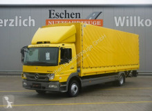 camión Mercedes 1229 L, 4x2, LBW, Bl/Lu, AHK, Klima