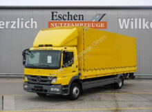 camion Mercedes 1229 L Atego, 4x2, LBW, Klima, Bl/Lu, AHK